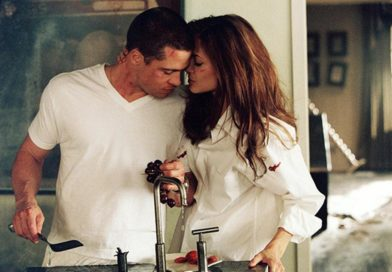Frames not included in the film Mr. and Mrs. Smith cut scenes